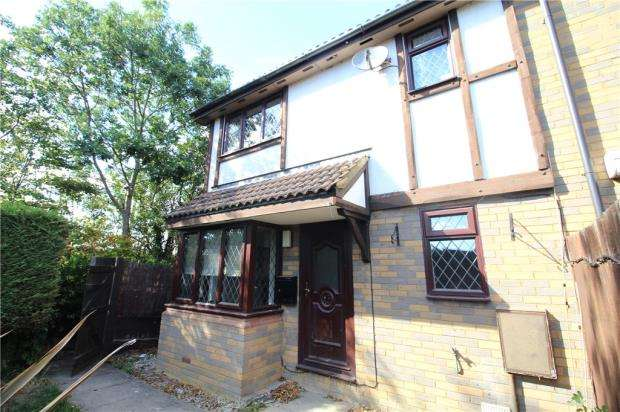 1 Bedroom End Of Terrace House for sale in Astral Close, Lower Stondon, Henlow