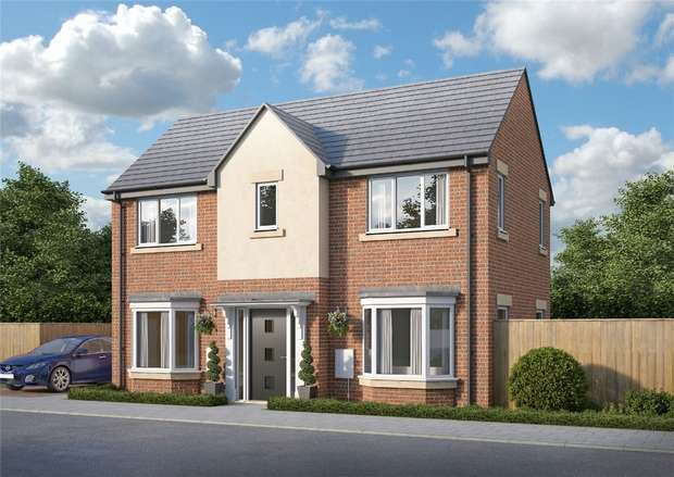 3 Bedrooms Detached House for sale in Plot 85 The Yewdale, Langdale Grange, Centaurea Homes, Primrose, Jarrow