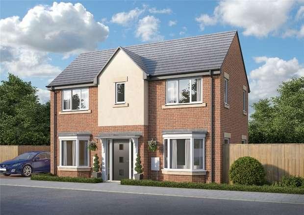 3 Bedrooms Semi Detached House for sale in Plot 14 The Yewdale, The Yewdale, Langdale Grange, Centaurea Homes, Primrose, Jarrow