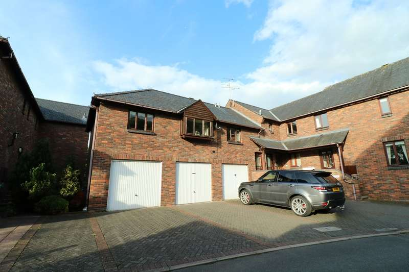 2 Bedrooms Apartment Flat for sale in Holme Court, Appleby-in-Westmorland, CA16