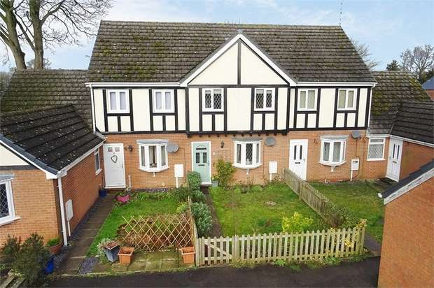 2 Bedrooms Terraced House for sale in Wells Close, Husbands Bosworth, Leicestershire