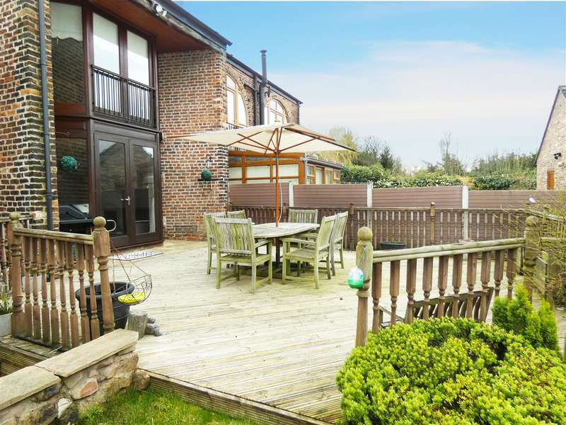 4 Bedrooms Barn Conversion Character Property for sale in The Purlins, Lickers Lane, Whiston, Prescot