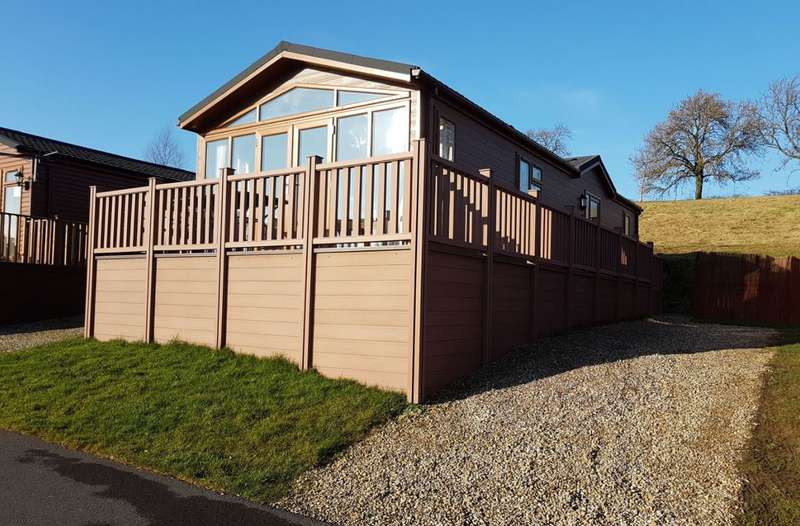 2 Bedrooms Lodge Character Property for sale in Badgers Retreat Park, North Yorkshire