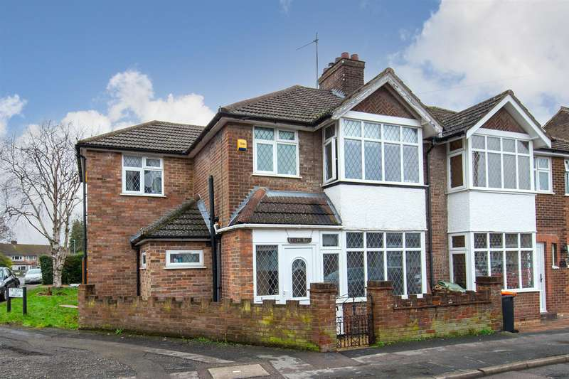 4 Bedrooms Semi Detached House for sale in Cumberland Street, Houghton Regis, Dunstable