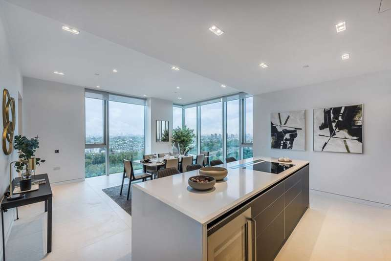 4 Bedrooms Flat for sale in Lillie Square, West Brompton, SW6