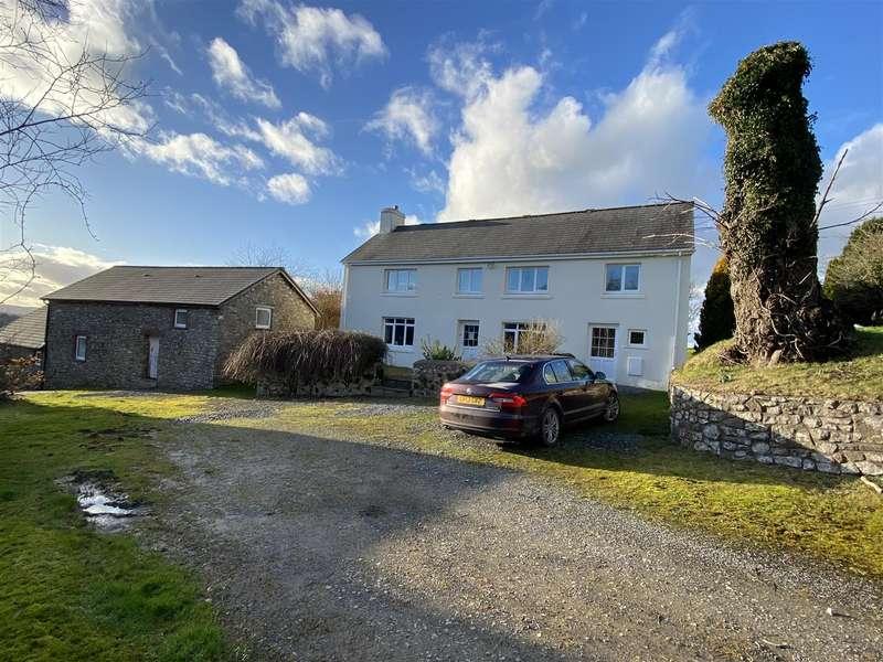 6 Bedrooms Property for sale in Gwynfe Road, Ffairfach, Llandeilo