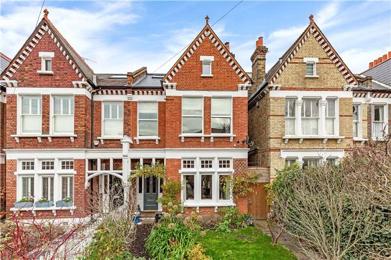 5 Bedrooms House for sale in Elm Bank Gardens, Barnes, London, SW13