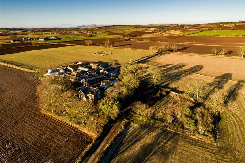 6 Bedrooms Farm Commercial for sale in Carlungie Farm, Carnoustie, Angus, DD7