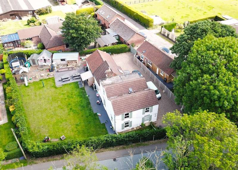 4 Bedrooms House for sale in Cemetery Road, North Somercotes, LN11