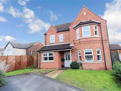 4 Bedrooms Detached House for sale in Progress Drive, Bramley, Rotherham, S66