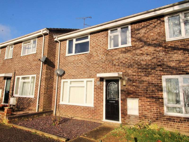 3 Bedrooms Terraced House for sale in Cam Way, Witham
