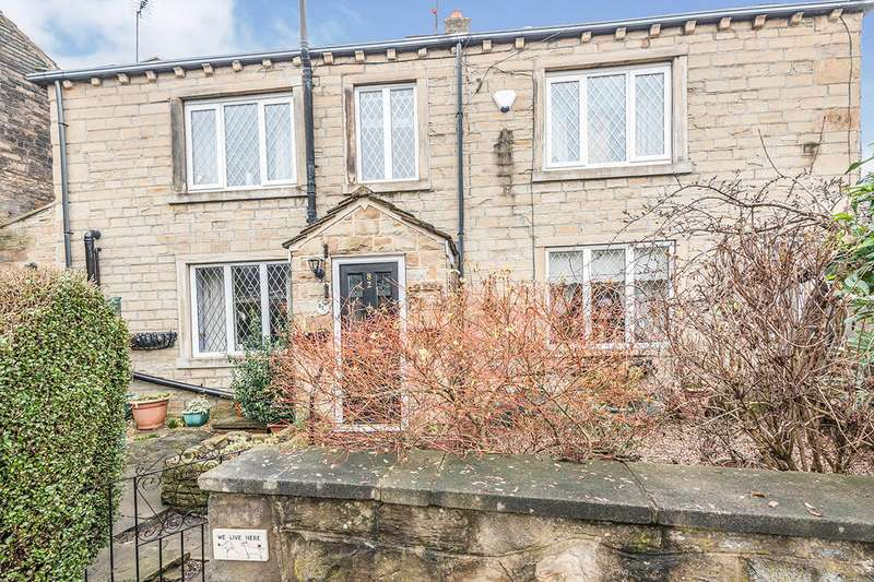 3 Bedrooms Detached House for sale in Bradford Road, Cleckheaton, West Yorkshire, BD19