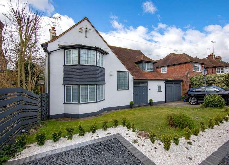 5 Bedrooms Detached House for sale in Beech Avenue, Radlett