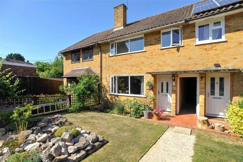 3 Bedrooms Terraced House for sale in Greengates, Lurgashall, Petworth, West Sussex, GU28