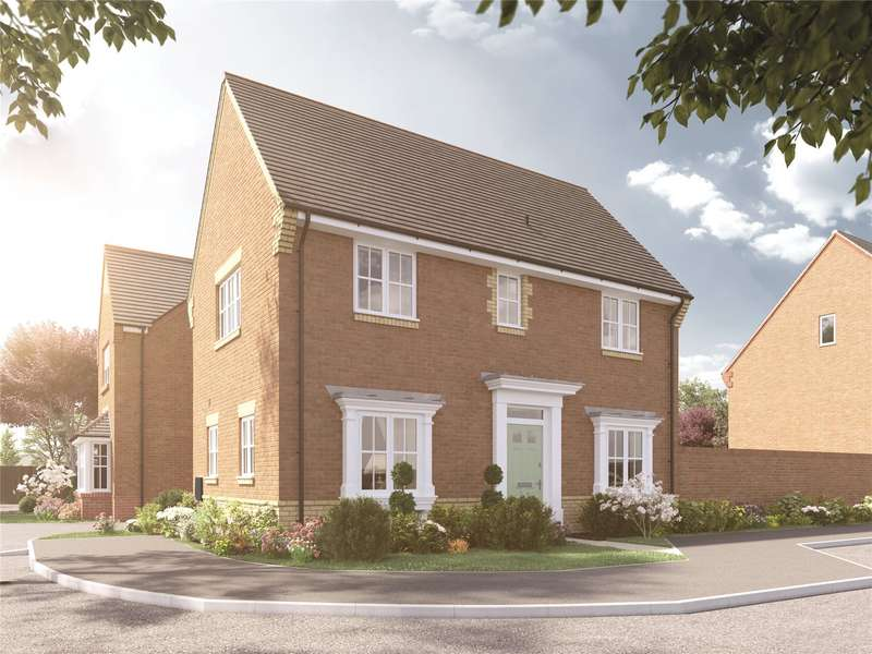 3 Bedrooms Semi Detached House for sale in Clockbarn Gardens, Tannery Lane, Send, Surrey, GU23