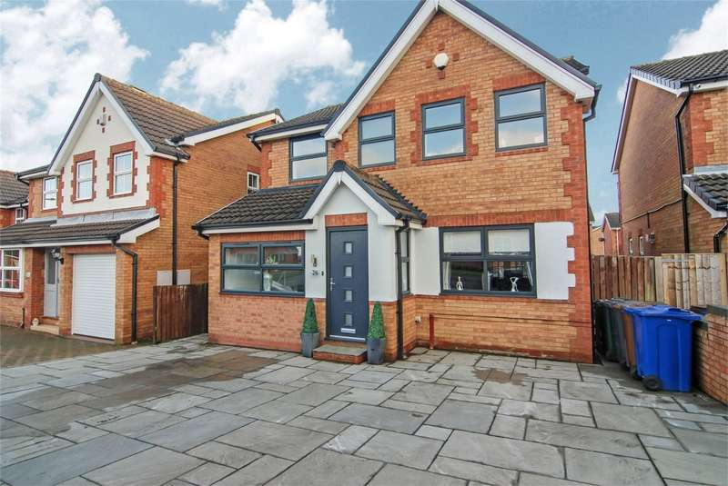 4 Bedrooms Detached House for sale in Haigh Moor Way, Royston, BARNSLEY, South Yorkshire