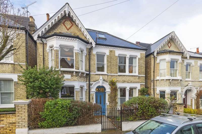 5 Bedrooms Detached House for sale in Honeywell Road, London, SW11