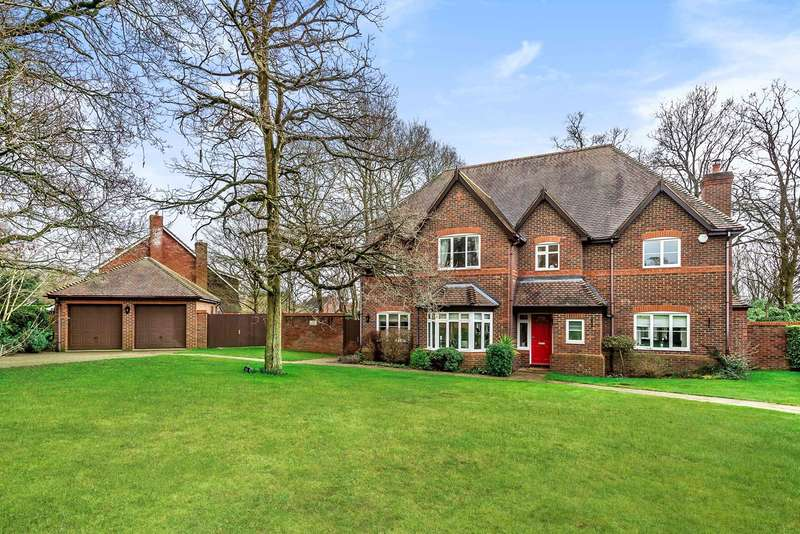 5 Bedrooms Detached House for sale in Manor Gardens, Westoning, MK45