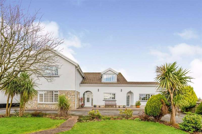 5 Bedrooms Detached House for sale in Gower Villa Lane, Clynderwen