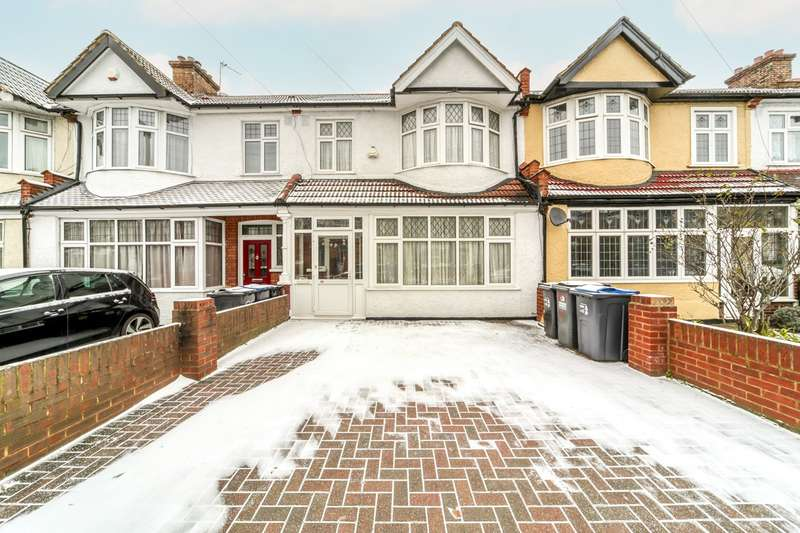 3 Bedrooms Terraced House for sale in Waddon Road, Croydon, CR0
