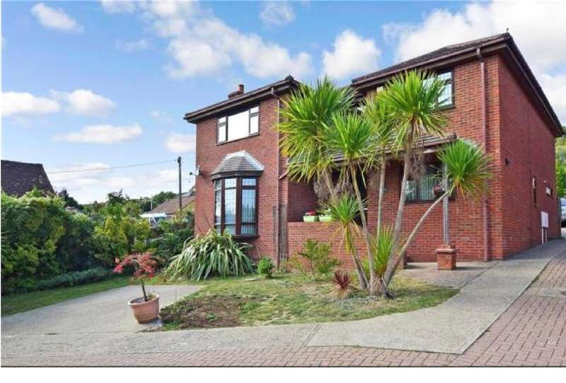 5 Bedrooms Detached House for sale in Rochester Road, Halling, Kent, ME2