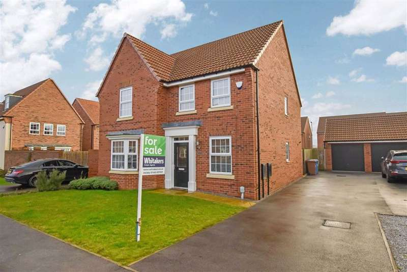 4 Bedrooms Detached House for sale in Lawrance Avenue, Anlaby, East Riding Of Yorkshire