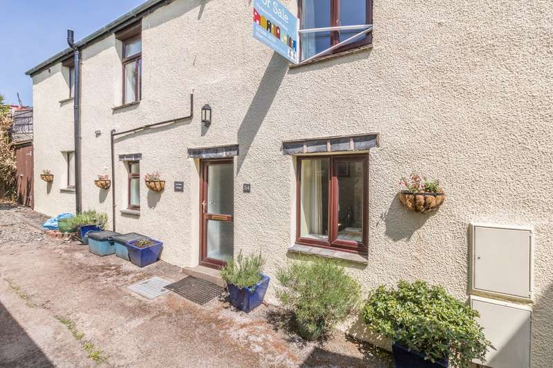 2 Bedrooms Cottage House for sale in 54 Main Street, Flookburgh