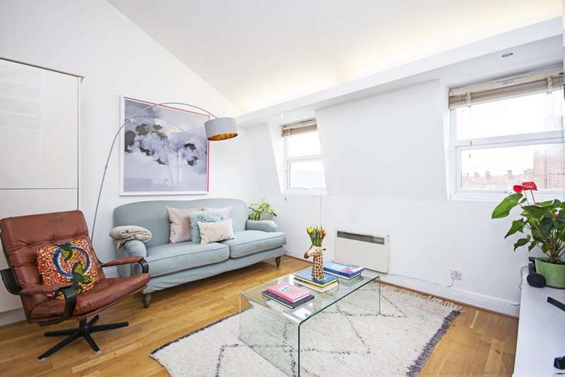 2 Bedrooms Flat for sale in Clarence Place, Clapton, E5