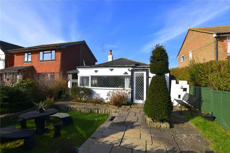 4 Bedrooms Detached Bungalow for sale in Old Salts Farm Road, Lancing, West Sussex, BN15