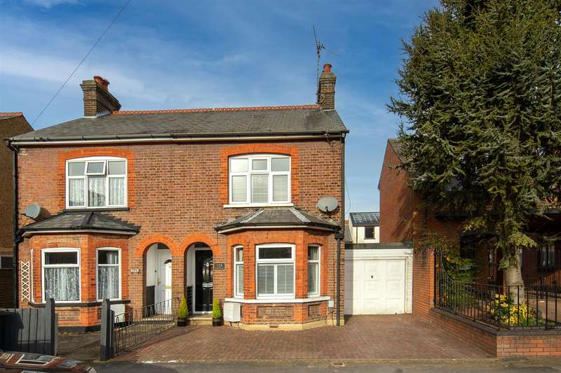 3 Bedrooms Semi Detached House for sale in Union Street, Dunstable