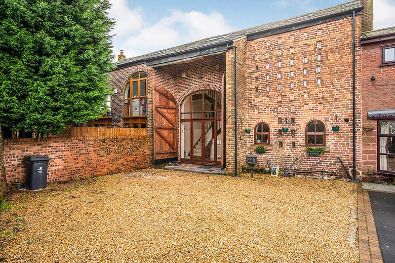 4 Bedrooms Semi Detached House for sale in Lickers Lane, Whiston, Prescot, Merseyside, L35