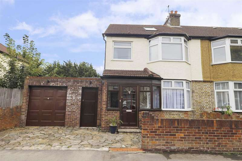 4 Bedrooms Semi Detached House for sale in Little Road, Hayes, UB3