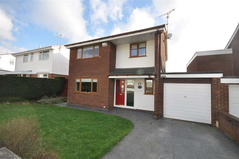 3 Bedrooms Detached House for sale in Washington Drive, Ewloe, Ewloe