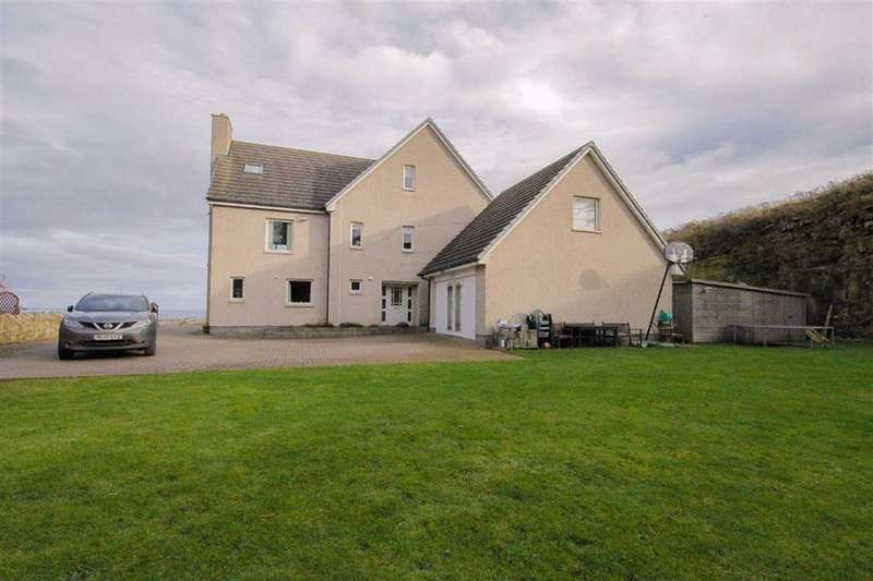 5 Bedrooms Detached House for sale in Cow Road, Spittal, Berwick Upon Tweed, TD15