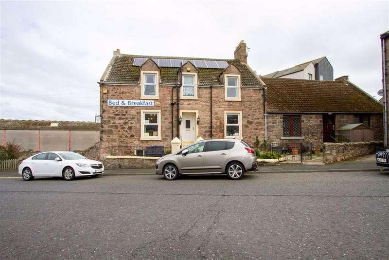5 Bedrooms End Of Terrace House for sale in Main Street, Tweedmouth, Berwick-upon-Tweed, TD15