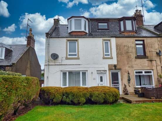 1 Bedroom Flat for sale in Bents Road, Montrose, Angus, DD10 8QA