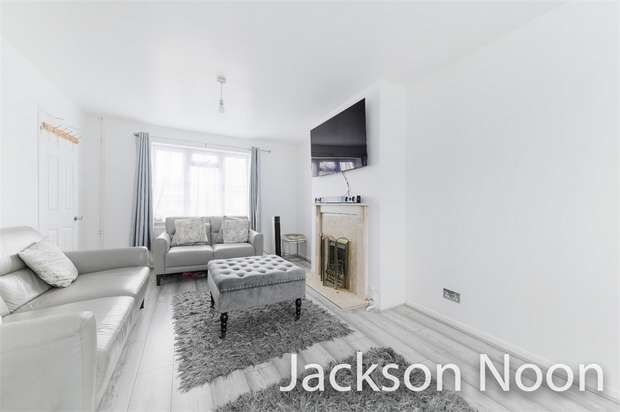 3 Bedrooms Terraced House for sale in Willcocks Close, Chessington