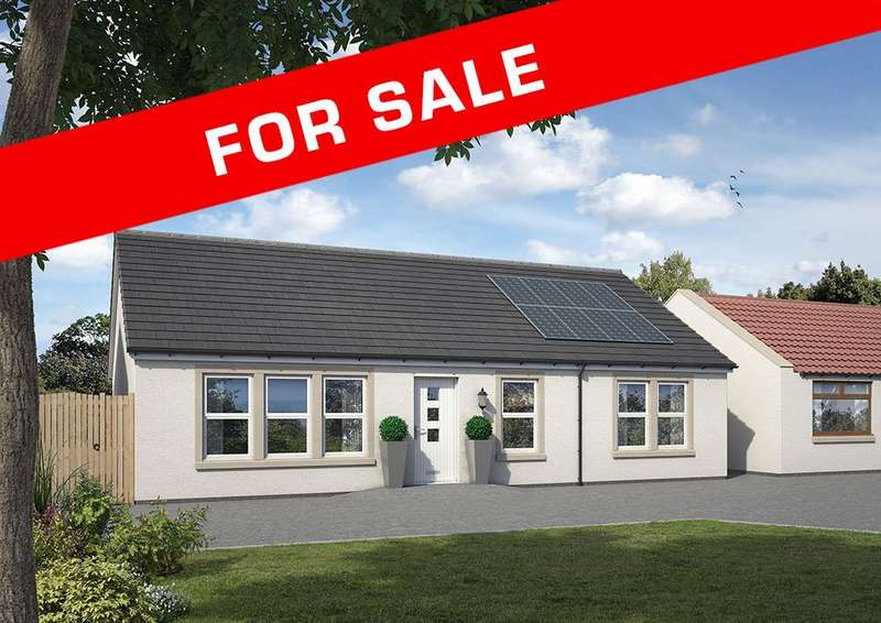 4 Bedrooms Detached Bungalow for sale in Tykesburn, Coaltown, Glenrothes, Fife, KY7