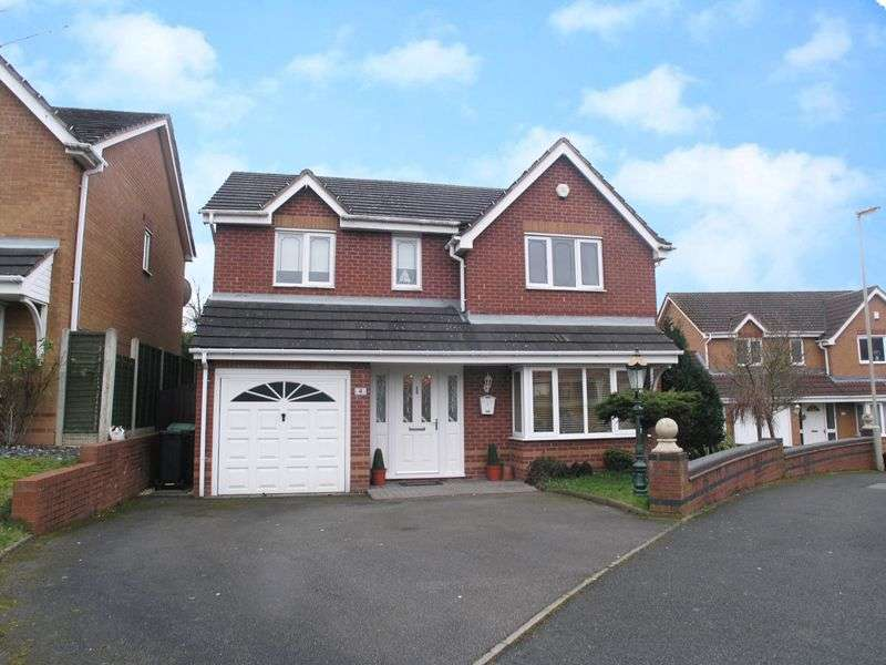 4 Bedrooms Property for sale in BRIERLEY HILL, WITHYMOOR VILLAGE, Sevendwellings View