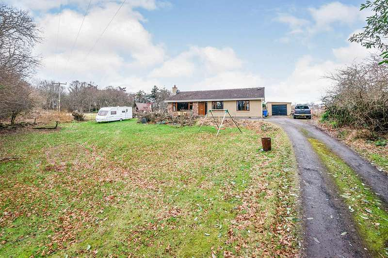 4 Bedrooms Detached Bungalow for sale in Tarbat, Invergordon, Highland, IV18