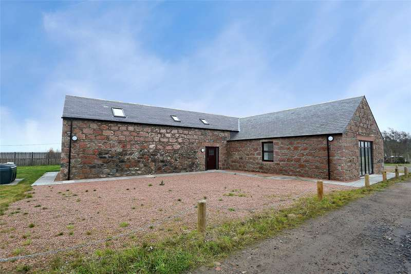 4 Bedrooms House for sale in Newseat Farm Steading, St. Fergus, Peterhead, Aberdeenshire, AB42