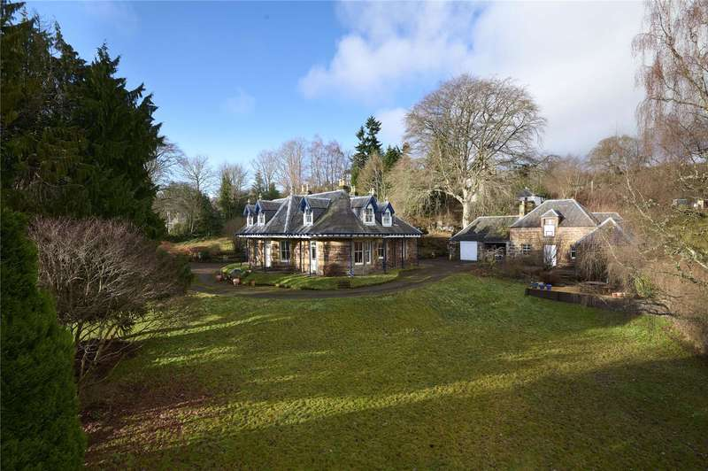 6 Bedrooms Detached House for sale in Eaglestone, Strathpeffer, Highland, IV14