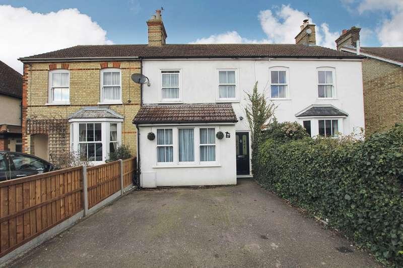 3 Bedrooms Terraced House for sale in Salisbury Road, Baldock, SG7