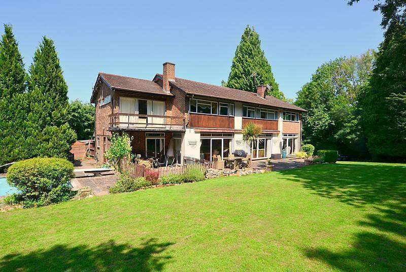 5 Bedrooms Detached House for sale in Outdowns, Effingham, KT24