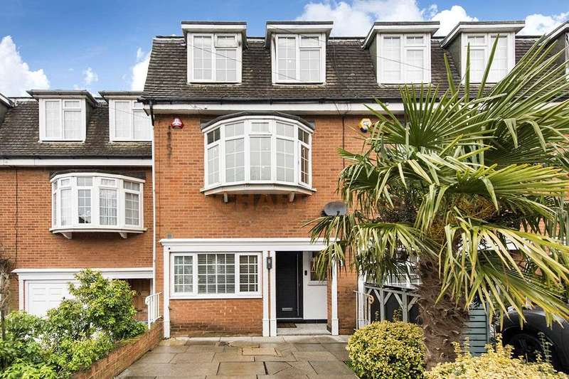 4 Bedrooms House for sale in Austell Heights, Austell Gardens, Mill Hill