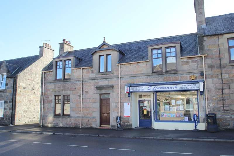 3 Bedrooms Commercial Property for sale in High Street, Aberlour, AB38