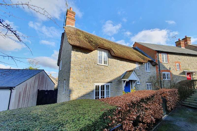 4 Bedrooms End Of Terrace House for sale in Puncknowle