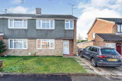 3 Bedrooms Semi Detached House for sale in Atholl Close, Luton, Bedfordshire