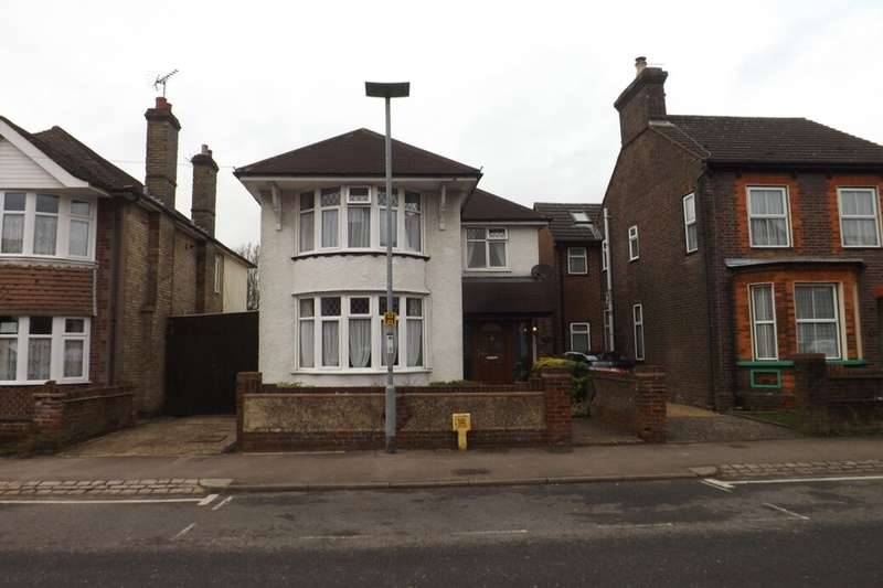 3 Bedrooms Detached House for sale in Great Northern Road, Dunstable, LU5