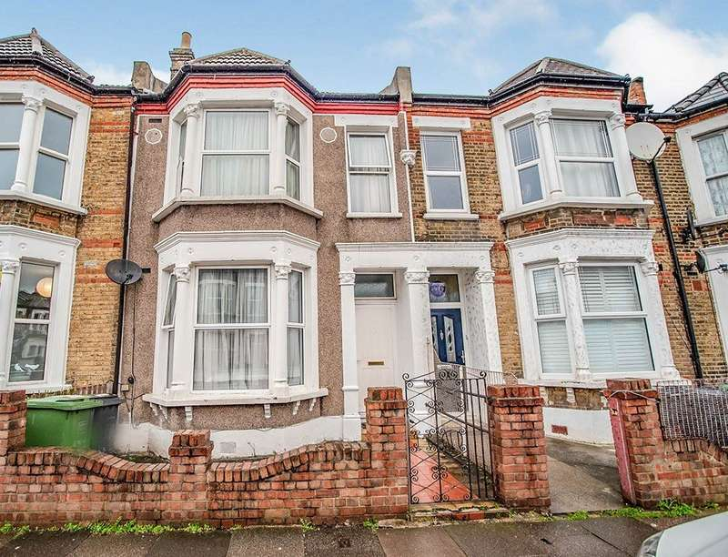 3 Bedrooms House for sale in St. Asaph Road, London, SE4